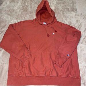 Champion hoodie size 2X